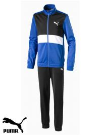 Junior Puma 'Poly' Track Suit (580312-39) x4 (Option 2): £13.95
